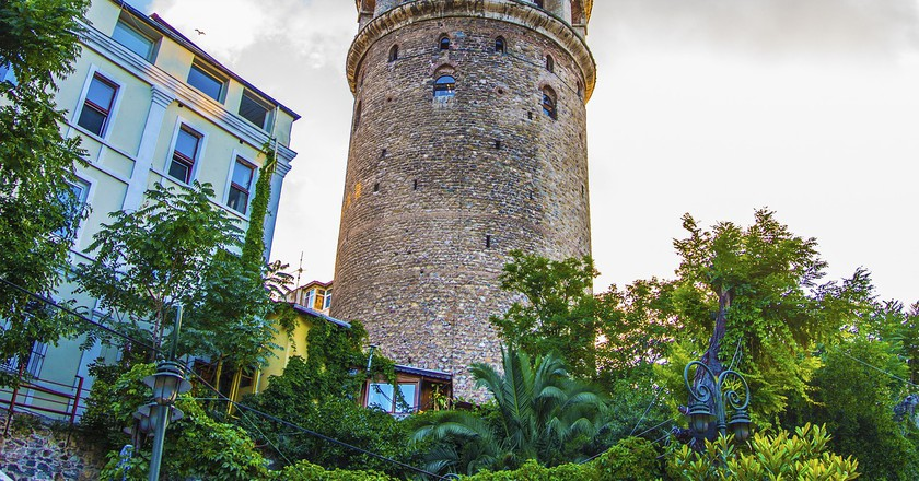 Galata, Istanbul  © Pixabay