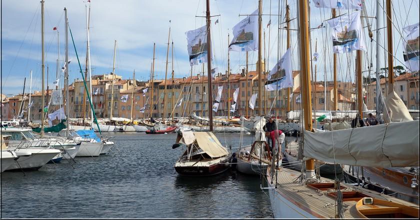The 10 Must-Try Restaurants In Saint Tropez