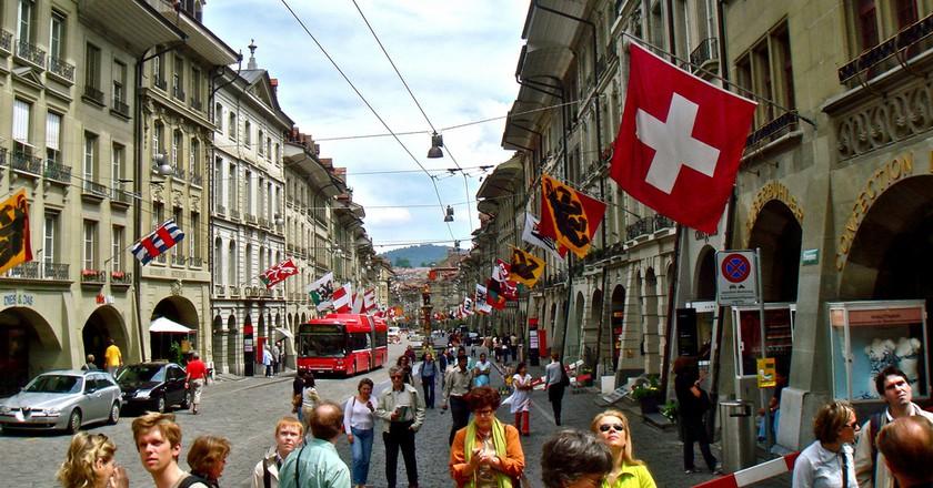 Top 10 Restaurants In Bern, Switzerland