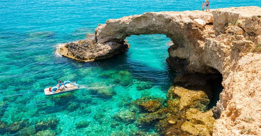 Cyprus, Bridge of Lovers   © Posonskyi Andrey/Shutterstock
