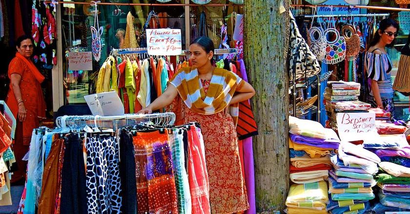 Sidewalk Sale in Toronto's Little India | © Don Gunn / Flickr