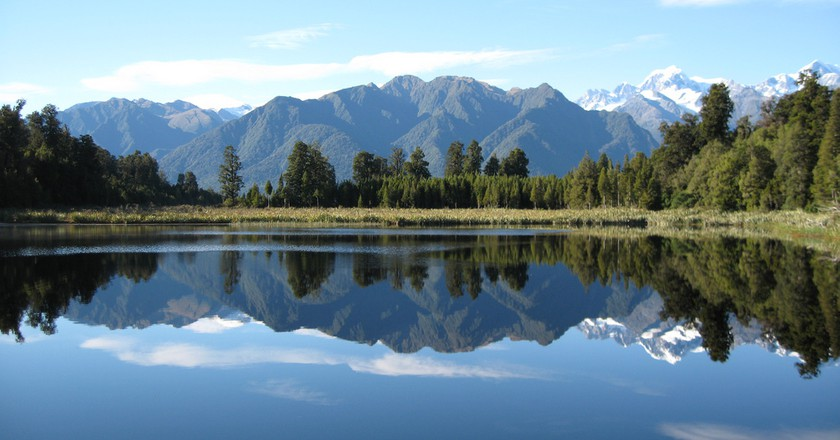 Mirror Lake, NZ | © p-a-t-r-i-c-k/Flickr