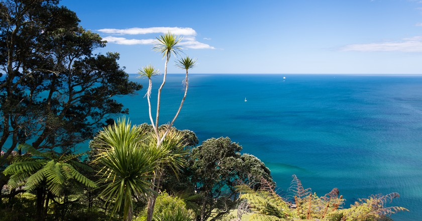 View from Mount Maunganui | © Christoph Strässler/Flickr
