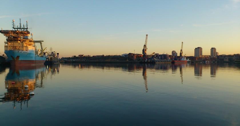 Sunderland Port | ©Liam Swinney/Flickr
