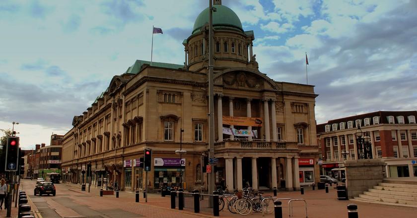 Hull Town Centre © calflier001