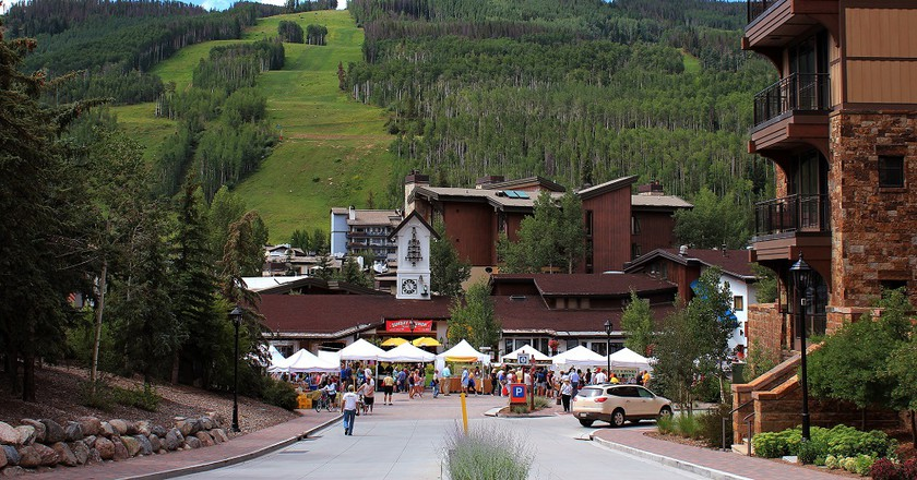 Vail Village Ron Jones Flickr