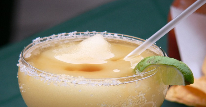 Margaritas Served at | © Lee Coursey/Flickr