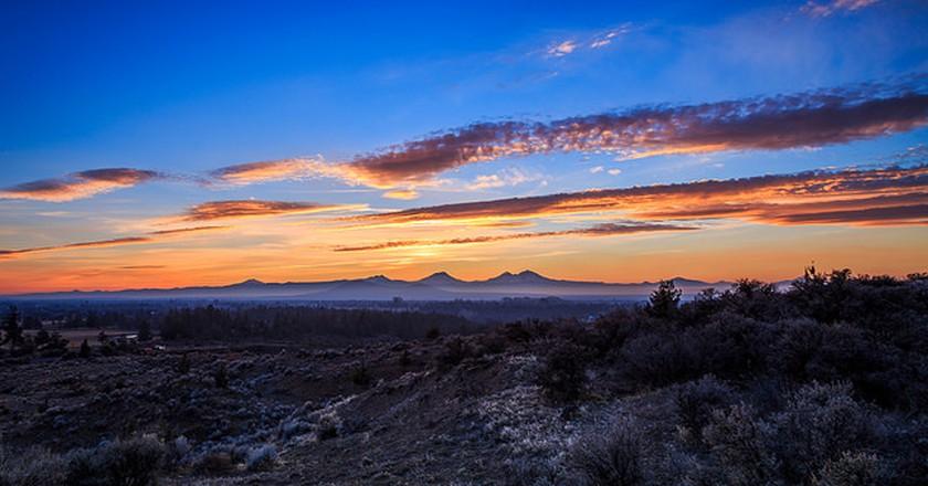 Redmond, Oregon © Guy Teague/Flickr