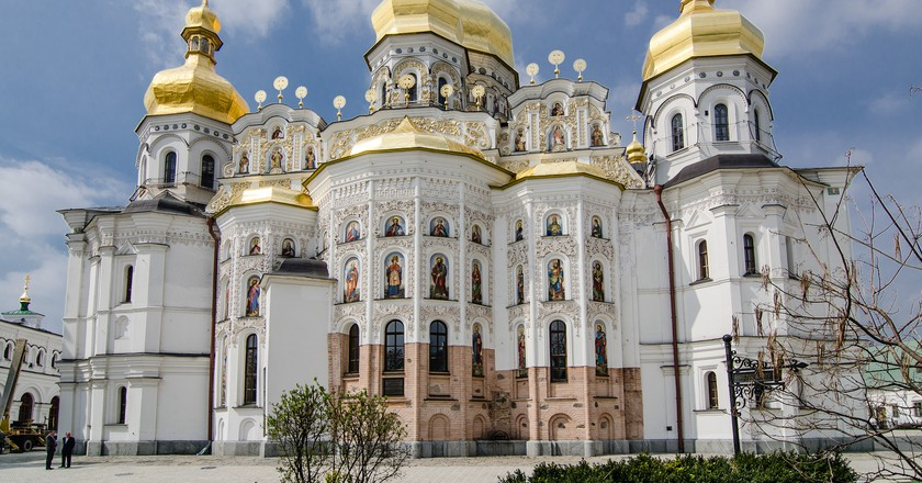 Kiev Pechersk Lavra | © Michele Ursino/Flickr