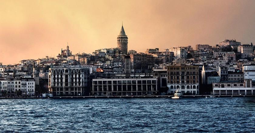 Istanbul at dusk | © egsavethedate/Pixabay