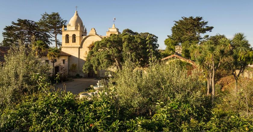 The Mission San Carlos Borromeo de Carmelo, Carmel, California