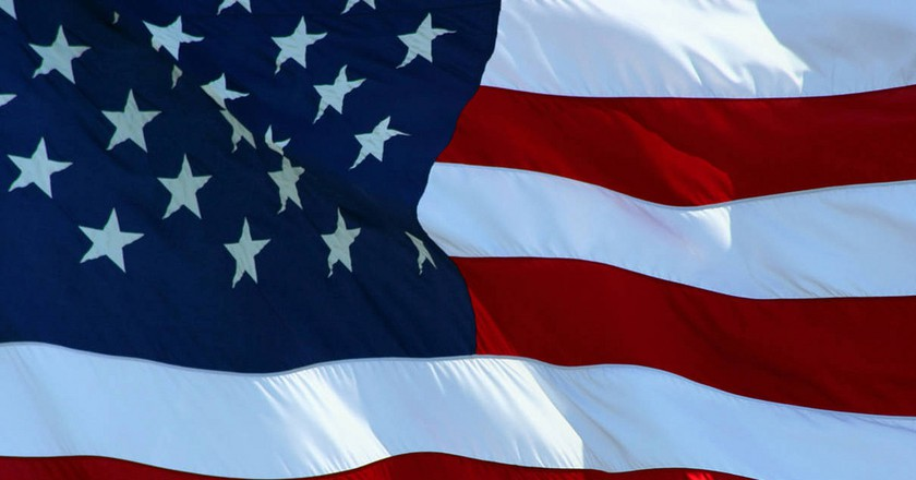 American Flag   © From Sovereign to Serf - Roger Sayles/Flickr