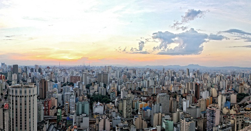 Sao Paulo City | © cielstudiosp