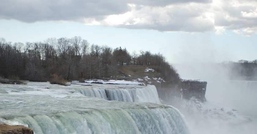 Niagara Falls Pixabay
