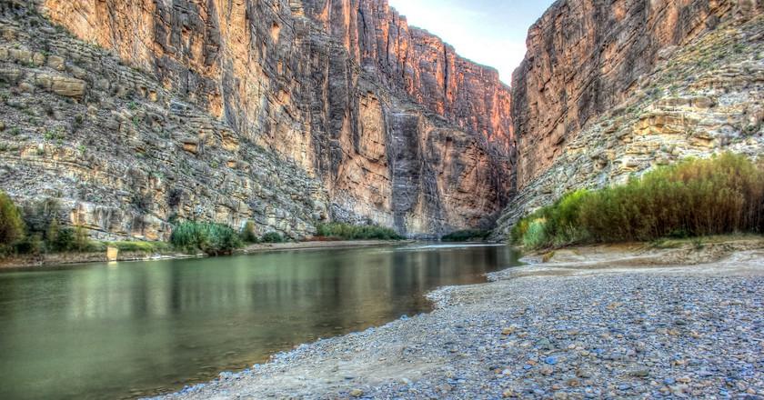 Canyon Texas | © Warwick Goldby
