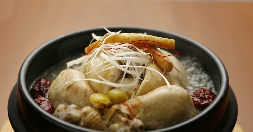 The top 14 south korean foods to try samgyetang forumfinder Images