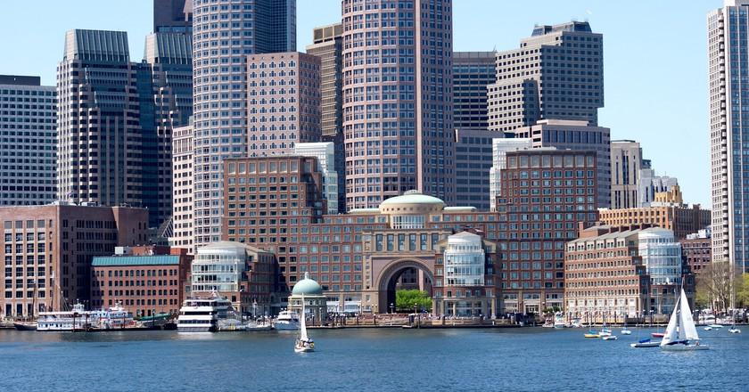 Boston/ ©Pixabay