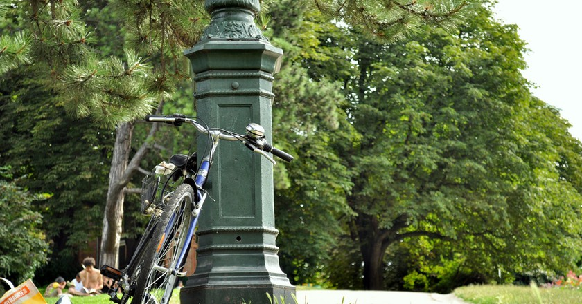 Parc des Buttes-Chaumont, Paris | © Frédérique Voisin-Demery/Flickr