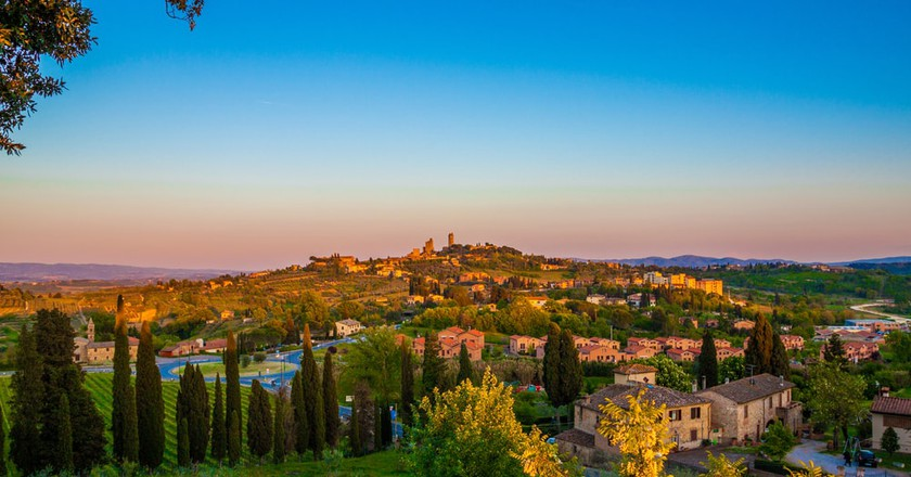 The 10 Most Beautiful Towns in Tuscany