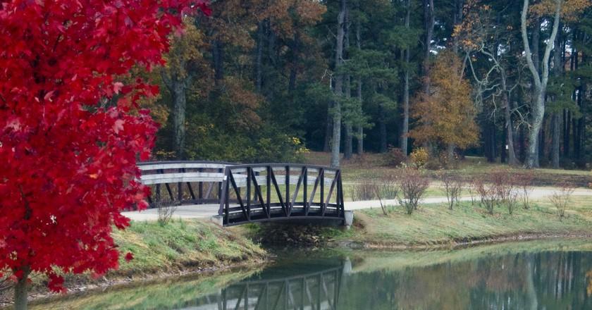 Diebert Park Bridge, Florence, Alabama   ©Kevin Stephenson/Flickr