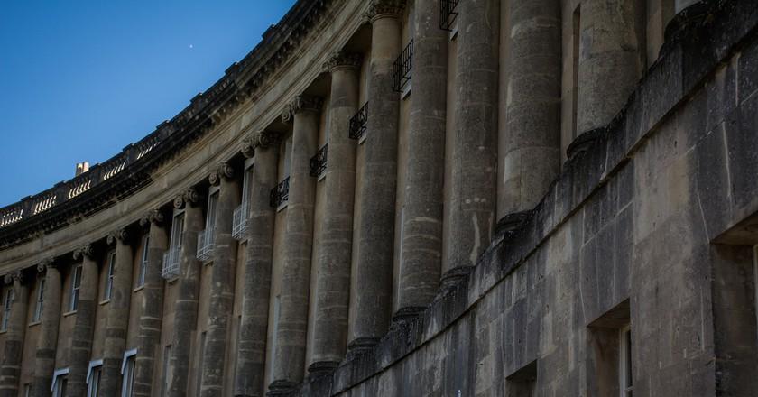 Bath, UK © erickcooper/Flickr