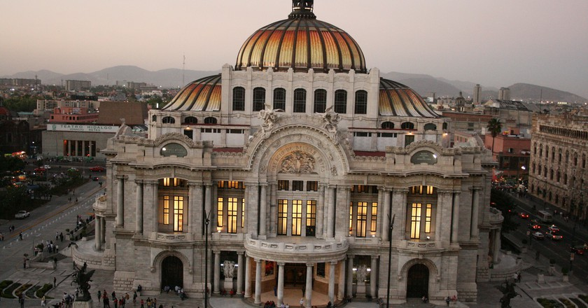 The Top 10 Things to Do and See in Mexico City