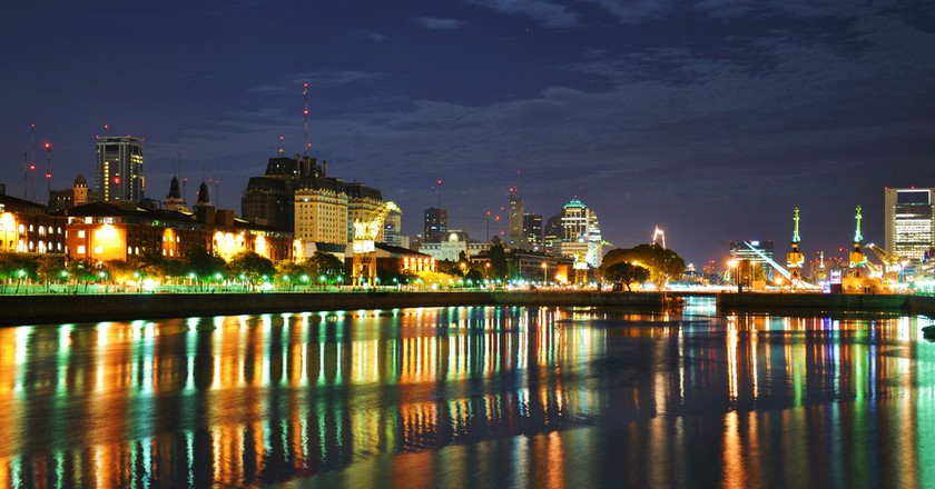 Buenos Aires   © Gisela Giardino / Flickr