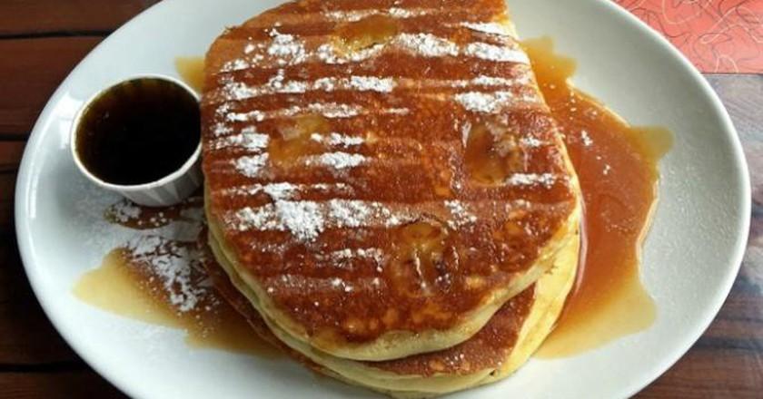 The Diner, Bananas Pancakes   © Homegirl London