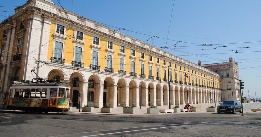 Praça do Comércio | ©Leandro Neumann Ciuffo/Flickr