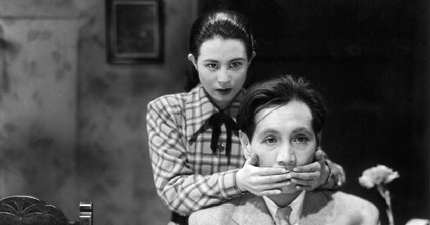 The Idiot (1951)   ©  japanesefilmarchive/Flickr