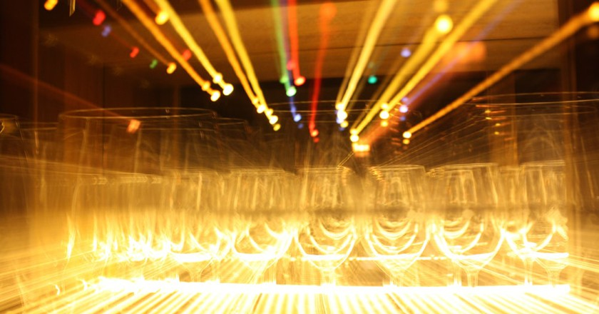 Neon glasses   © Newsbie Pix/Flickr