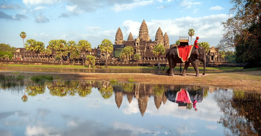 Cambodia, Siem Reap, Angkor ©Banana Republic images  Shutterstock