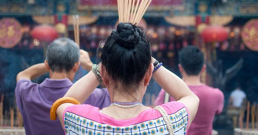 Wong Tai Sin Temple, Hong Kong  I © Kraipitch T/Shutterstock