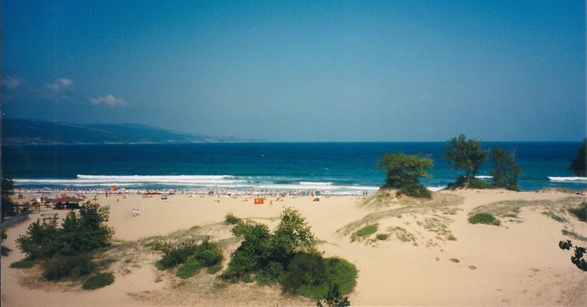 Sunny Beach, Bulgaria   © Greger Ravik/Flickr