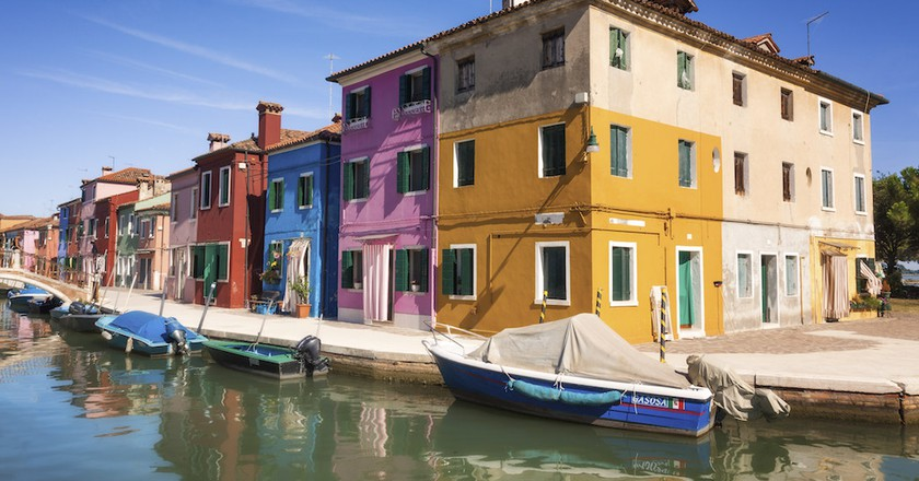 Shot at Burano | © Dirk Sebregts