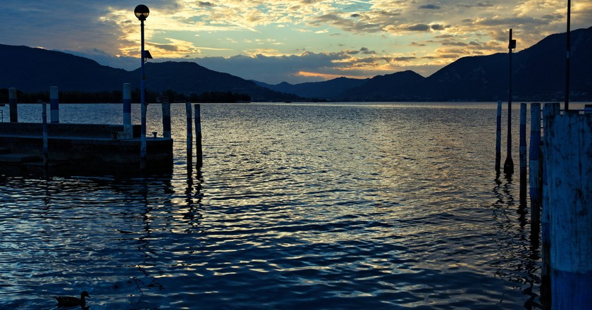 Lake Iseo, Italy |© Falk Lademann/Flickr