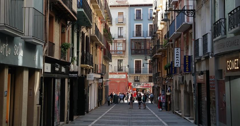 Pamplona   ©Mario Sánchez Prada/Flickr