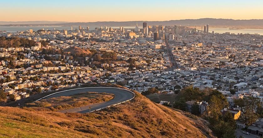 San Francisco sunrise   © Nicolas Raymond/Flickr