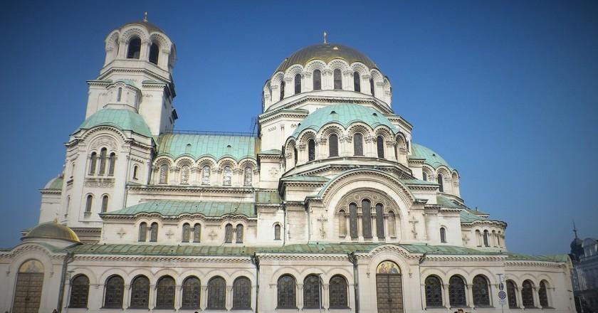 Alexander Nevski Cathedral | ©young shanahan/Flickr