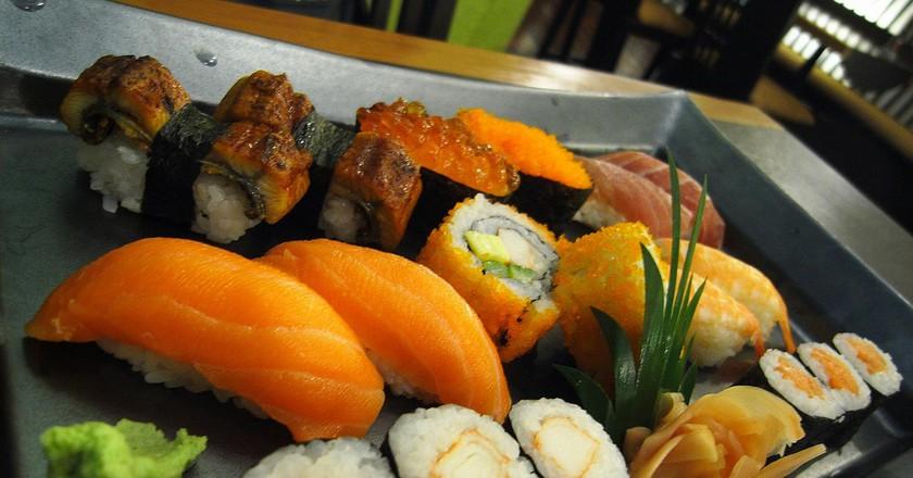 Sushi  © pittaya/Flickr