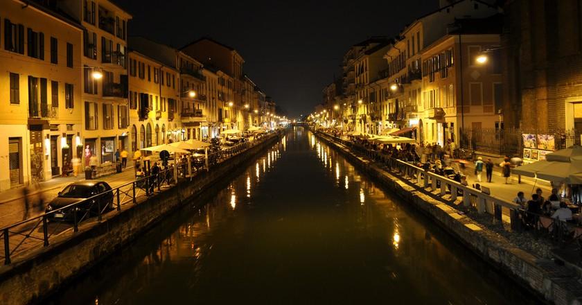 Navigli, Milan | ©Kostas Patsialas/Flickr