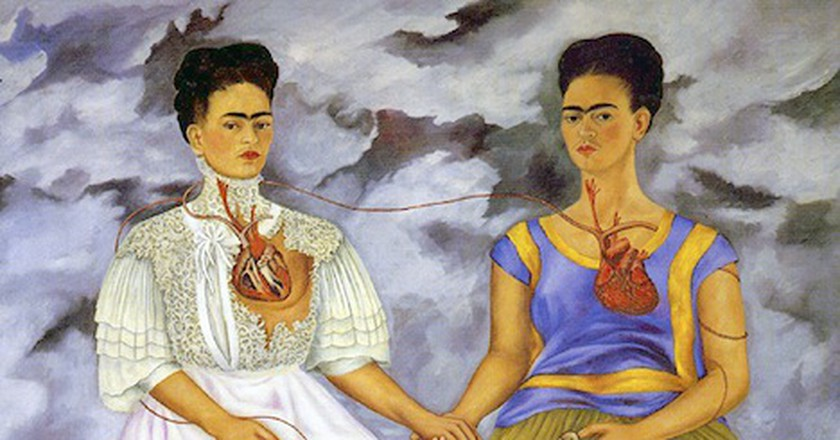 The 5 Best Places To See Frida Kahlos Art