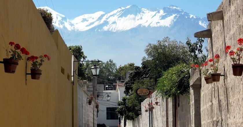 Arequipa, Peru |© David Stanley/Flickr