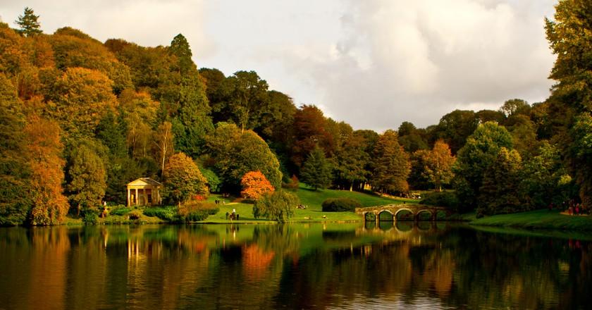 Stourton, Wiltshire © The Monkey / Flickr