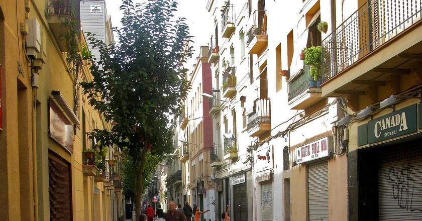 El Poblenou, Barcelona |© Alain Rouiller/Flickr