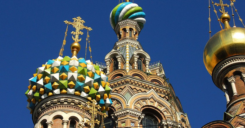 Blutkirche St Petersburg | © Joachim Lang, Ulm/WikiCommons