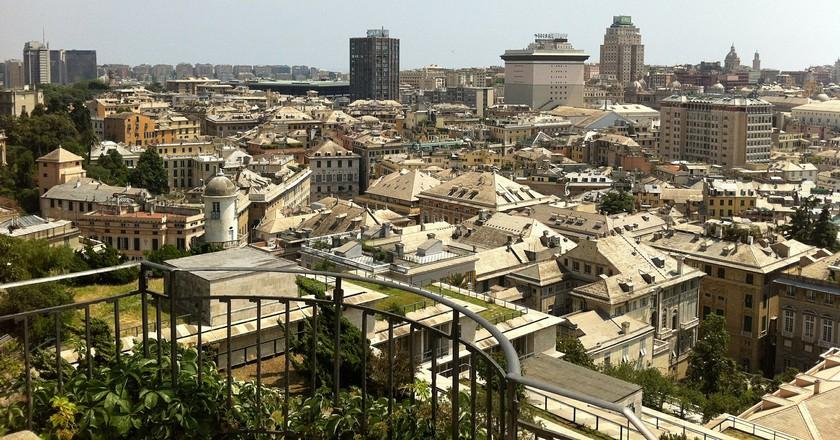 Genoa, Italy © Pixabay