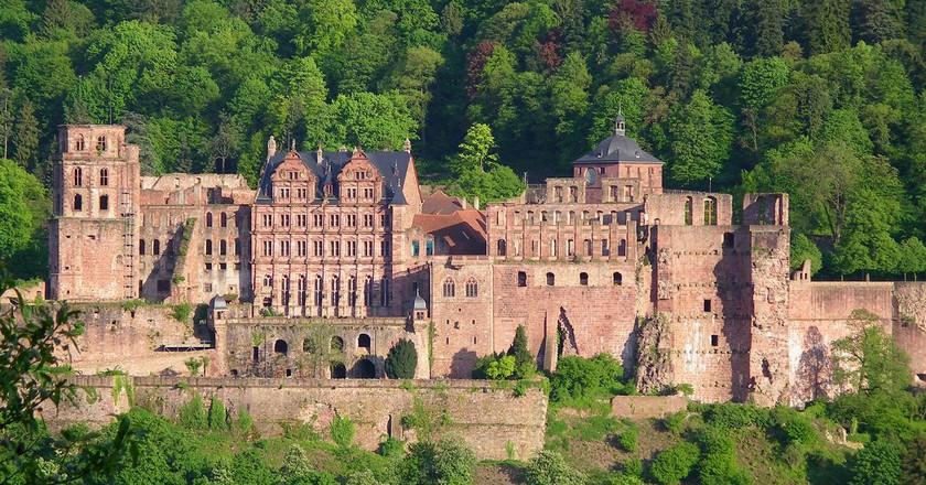 Heidelberg Castle | © Pumuckel42/WikiCommons