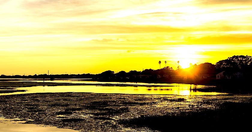 Lake Tohopekaliga | © Ricardo Mangual/Flickr