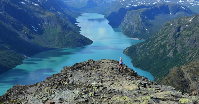 The Besseggen Ridge Hike, Norway | by nicksarebi